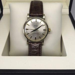 Omega Watch *Rare Chevrolet* WWII Era